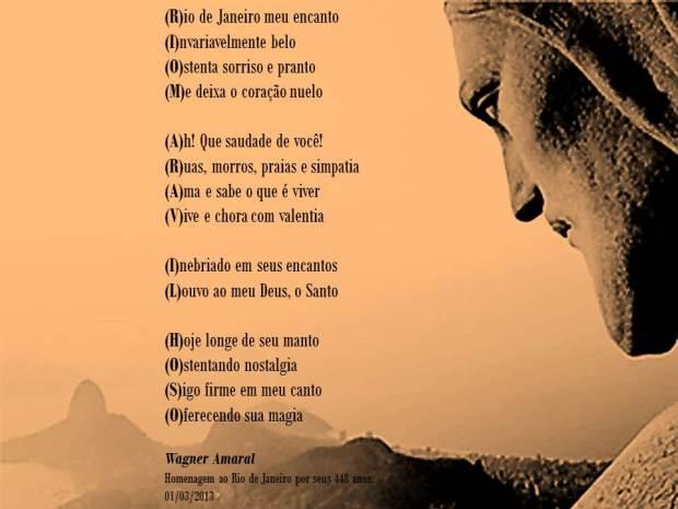 Homenagem ao meu Rio de Janeiro